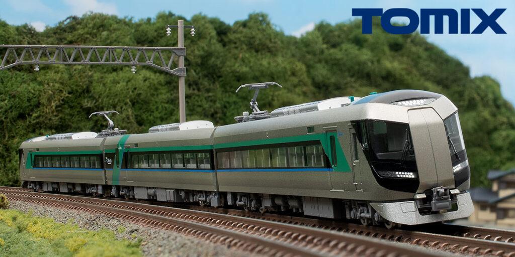 東武500系リバティ基本セット