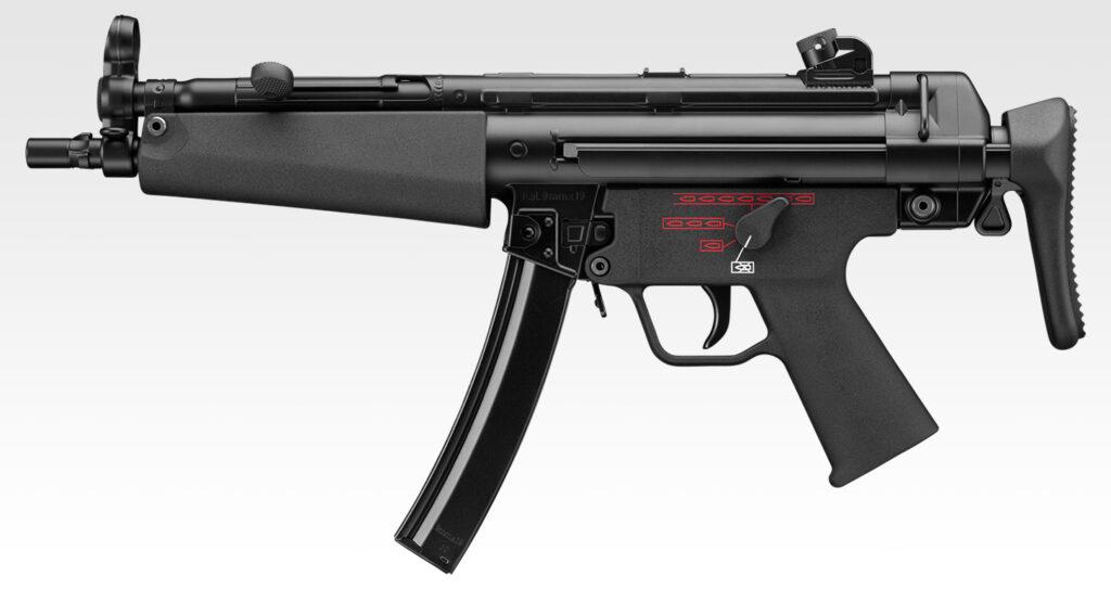 次世代電動ガン MP5 A5